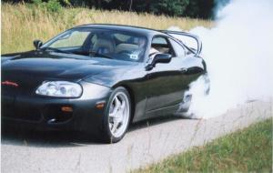 Images of Toyota Supra Twin Turbo