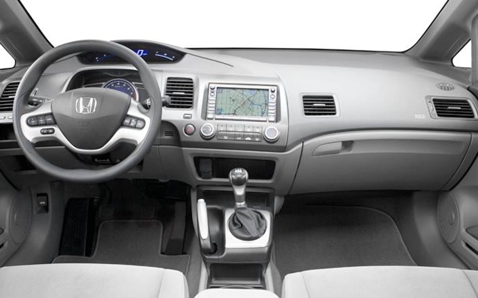 Fairfax Honda Service >> 2008 Honda Civic « Auto Insight