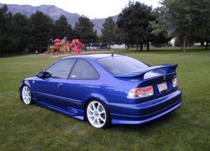 Image of Honda Civic Si