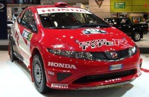 Image of Honda Civic Racing