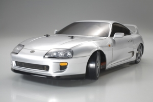 Images of Toyota Supra Drifting
