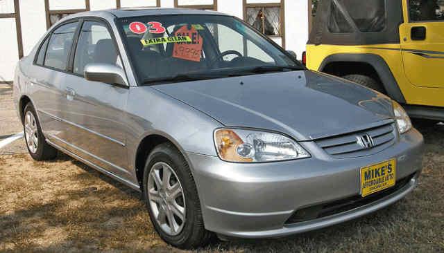 Image Of 2003 Honda Civic