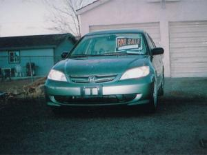 Image of 2004 Honda Civic