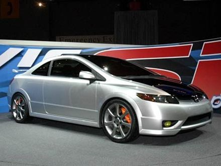 Honda Civic Type R 171 Auto Insight