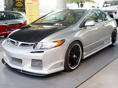 Honda Civic Si. Honda Civic Si. I've spent four nights jumping between the