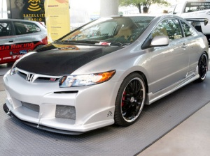 Images of Honda Civic Si
