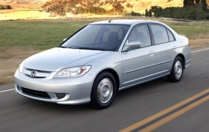Images of Honda Civic Hybrid