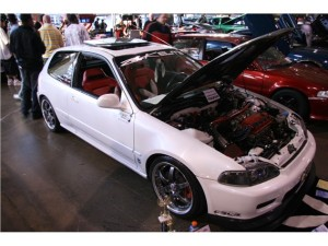 Images of Modified Honda Civic