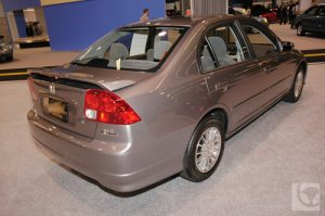 Images of Honda Civic 2005