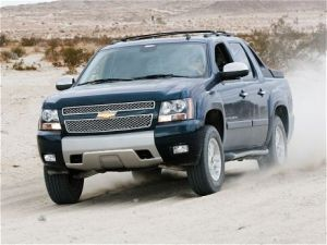 Chevrolet Avalanche Picture