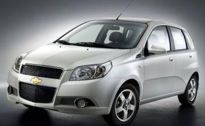 Chevrolet Aveo Photos