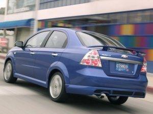Chevrolet Aveo Pic