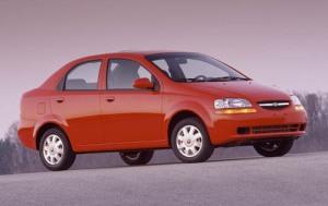 Chevrolet Aveo Pics