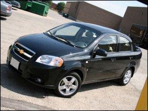 Chevrolet Aveo Picture