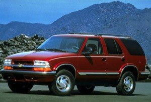 Chevrolet Blazer Photo