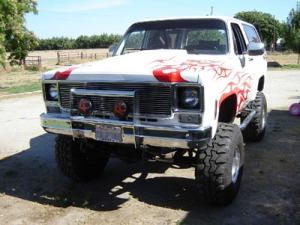 Chevrolet Blazer Pics