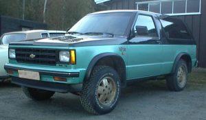 Chevrolet Blazer Picture