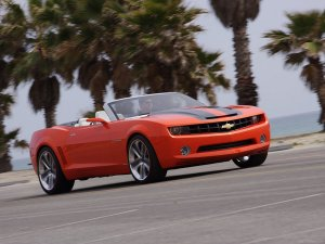 Chevrolet Camaro Pics