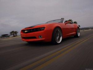 Chevrolet Camaro Picture