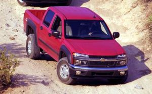 Chevrolet Colorado Picture