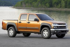 Chevrolet Colorado Pictures
