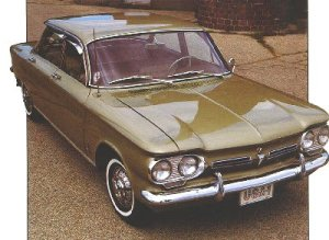 Chevrolet Corvair Pictures