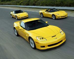 Chevrolet Corvette Pics