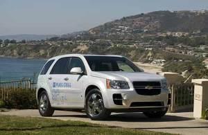 Chevrolet Equinox Photo