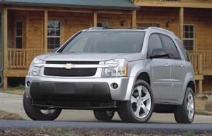 Chevrolet Equinox Pics