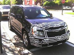 Chevrolet Equinox Picture