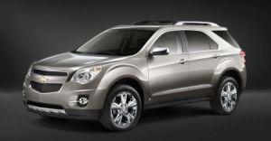 Chevrolet Equinox Pictures