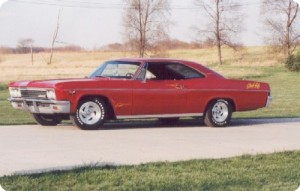 Chevrolet Impala Photo