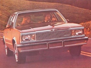 Chevrolet Malibu Pic