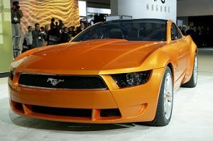 2010 Mustang cobra