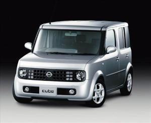 Cube Nissan